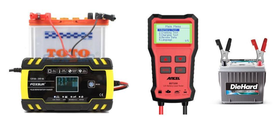Зарядное устройство для автомобиля с Алиэкспресс: ТОП