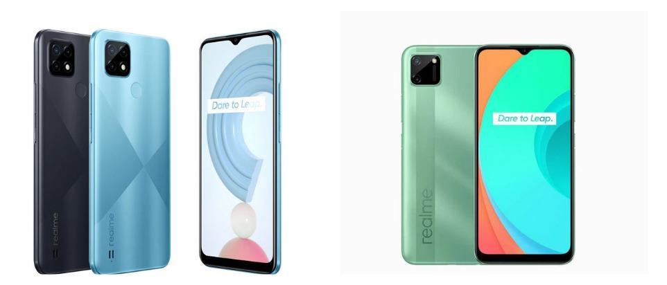 Лучшие смартфоны Realme с Алиэкспресс