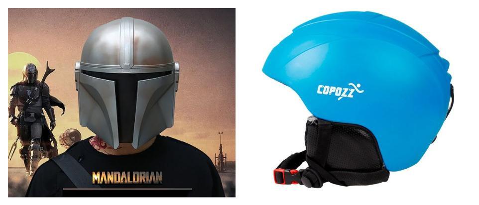 Какой шлем купить на Алиэкспресс