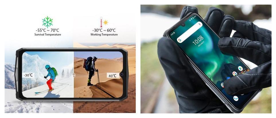 Лучший защищенный смартфон с Алиэкспресс