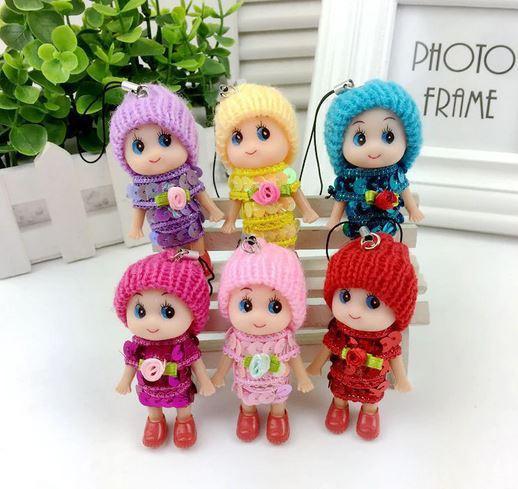 куклы Mushan L Store Mini Simba 8 см