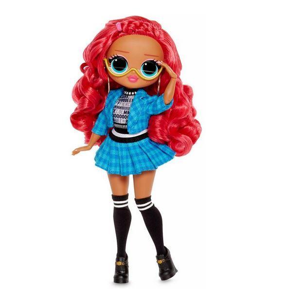 Кукла сюрприз 3 серии OMG 3