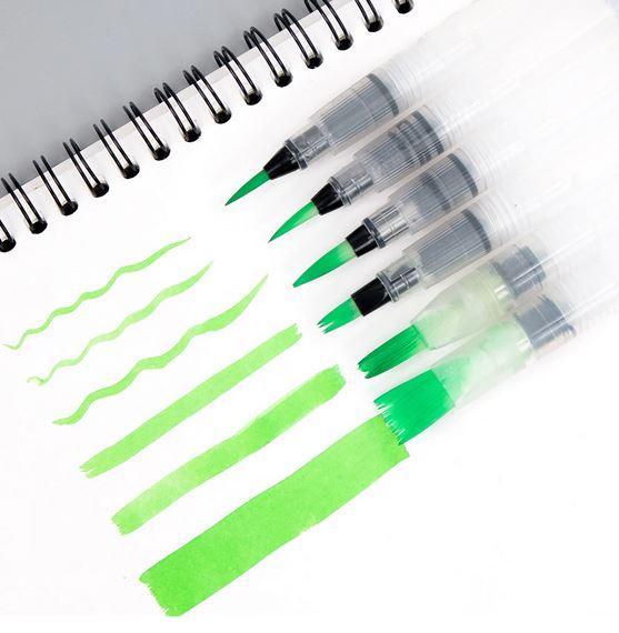Кисточки для рисования на алиэкспресс от SeamiArt