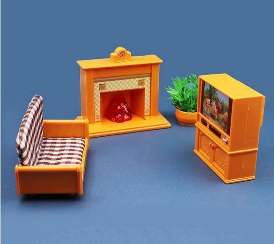 Мебель для барби с Али