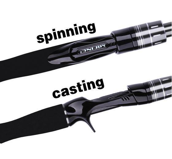 MIFINE MAXIMUS - спиннинг для твичинга с алиэкспресс