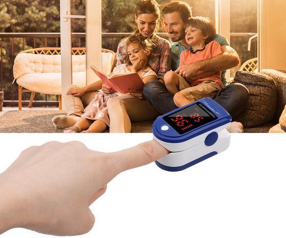 пальцевой пульсоксиметр от бренда Koogeek