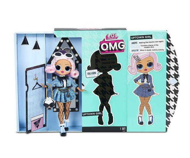 Кукла ЛОЛ O.M.G. Uptown Girl