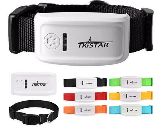 GPS-трекер для собак и кошек TK909 IP65