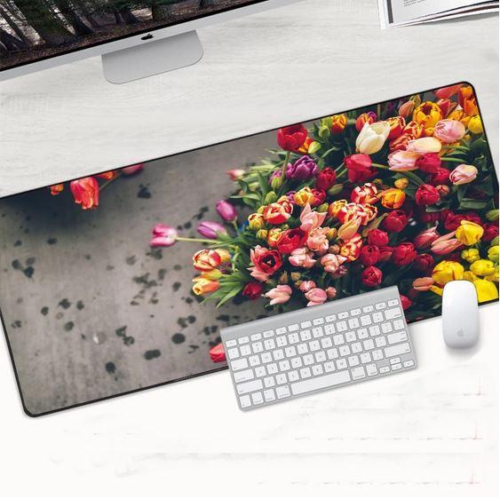 Большой коврик с HD-рисунком