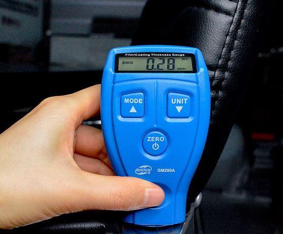 Толщиномер для авто с алиэкспресс