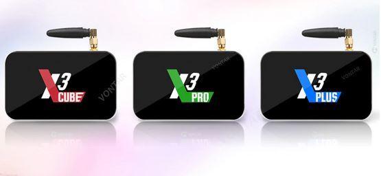 приставка Android 9.0 TV Box TX6