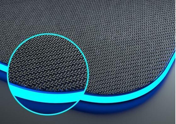коврик для мыши с подсветкой на Алиэкспресс