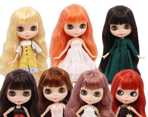 Кукла с Алиэкспресс