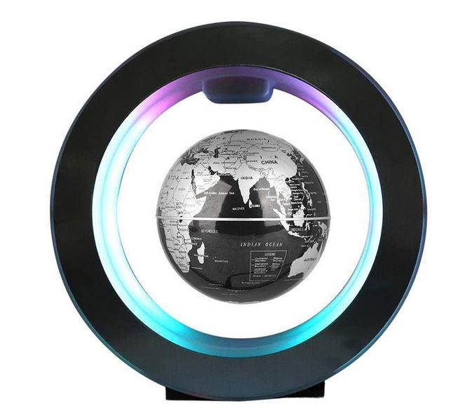 левитирующая лампа из Алиэкспресс
