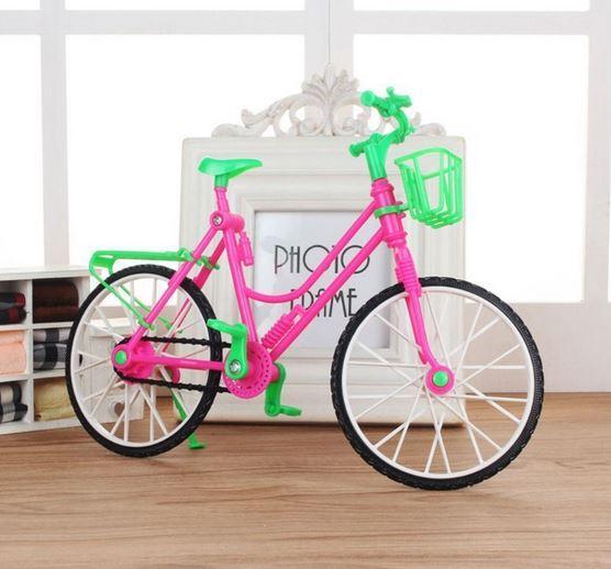 Велосипед для Барби