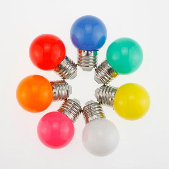 цветные лампы в Алиэкспресс