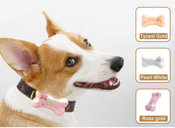 Мини GPS-трекер для домашних животных от Anguep