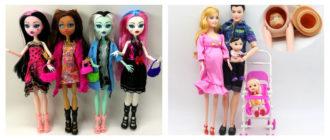Лучшие куклы на Алиэкспресс