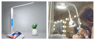 Настольная лампа с Алиэкспресс: ТОП