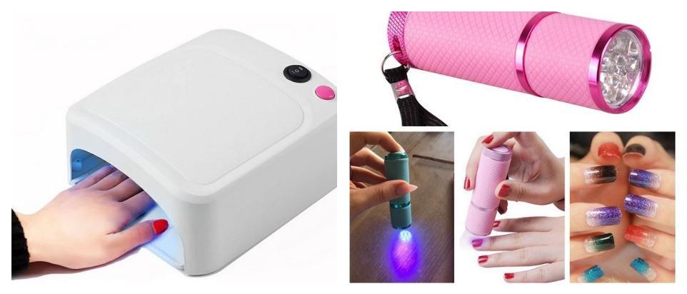 ТОП ламп для маникюра с Алиэкспресс