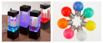 Лампы для дома: рейтинг