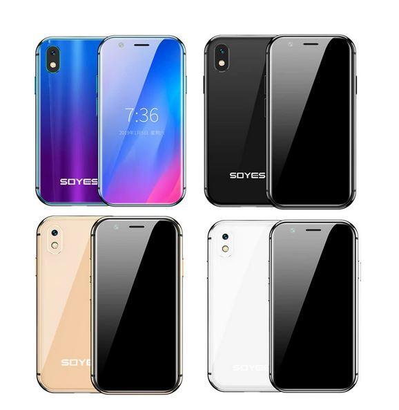Soyes XS 3 - Мини-смартфон
