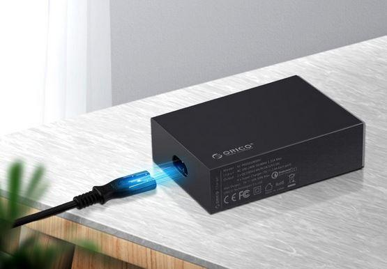 Зарядное устройство ORICO QSL-6U