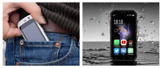 Мини-смартфоны на Алиэкспресс: что выбрать