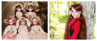 Шарнирные куклы на Алиэкспресс: какую выбрать