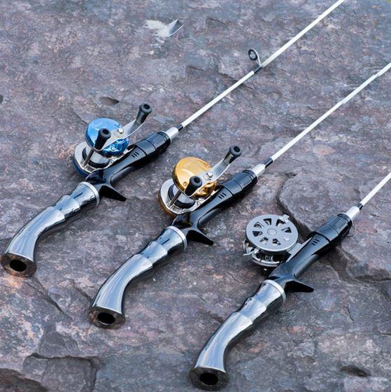 удочка для зимней рыбалки подо льдом